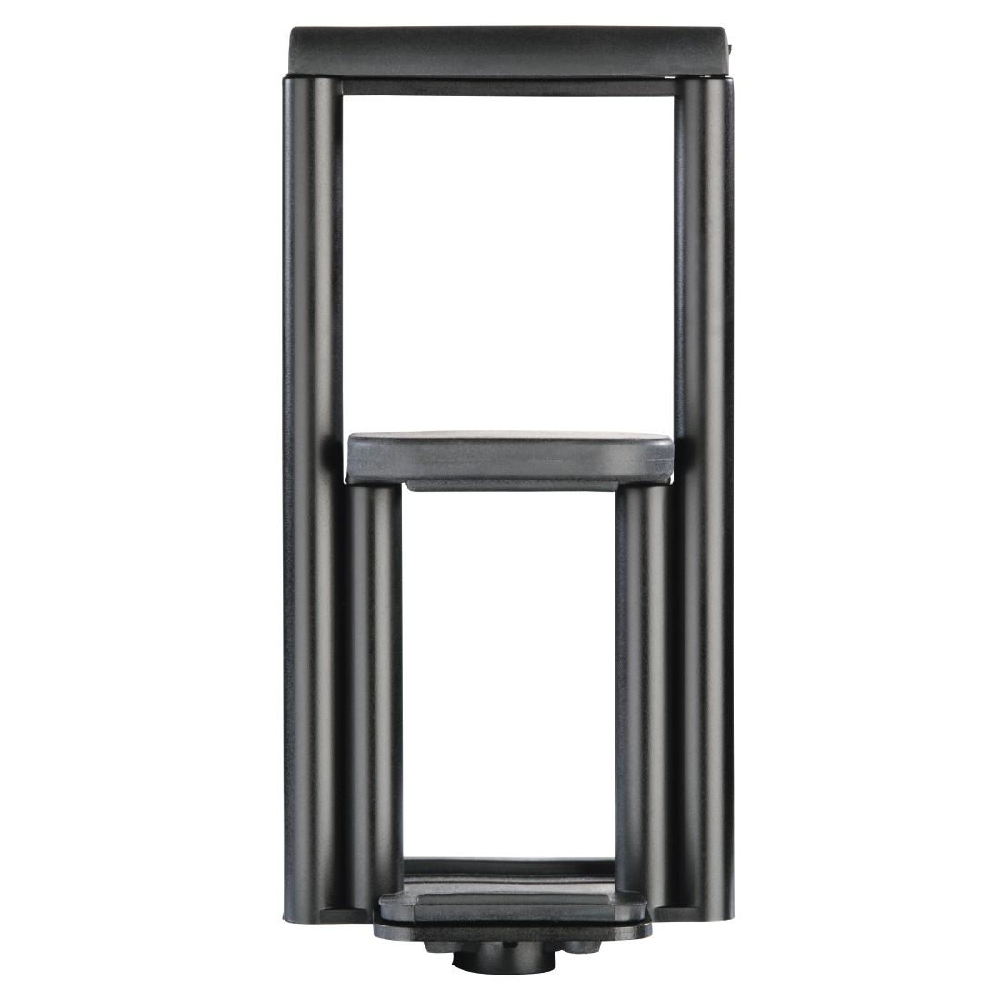 00004625 hama smartphone tablethalterung f r blitzschuh und an dslr mit wifi. Black Bedroom Furniture Sets. Home Design Ideas