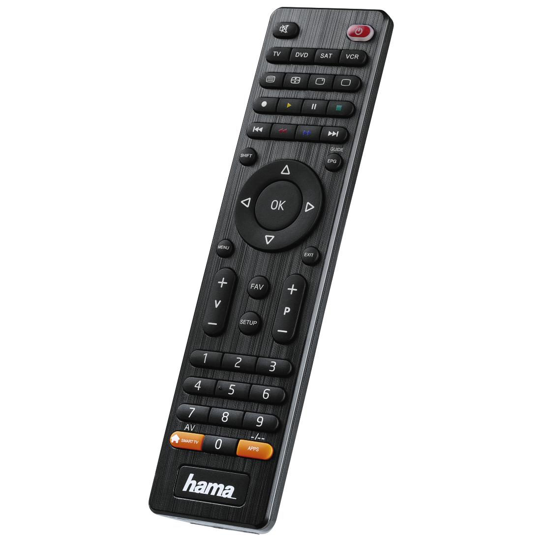 Universal Fernbedienung Smart TV VCR für Samsung Philips LG Sharp Telefunken