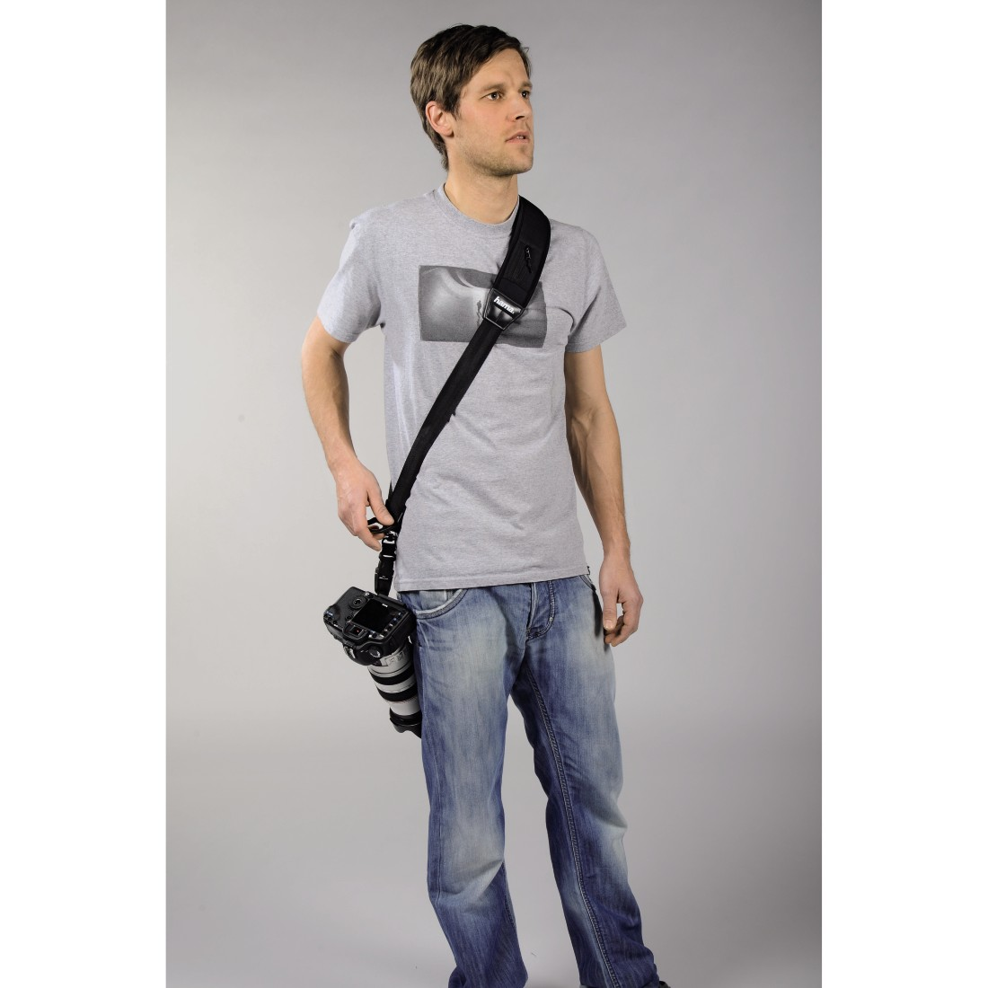 "awx2 High-Res Appliance 2 - Hama, ""Quick Shoot Strap"" Carrying Strap for SLR Cameras"
