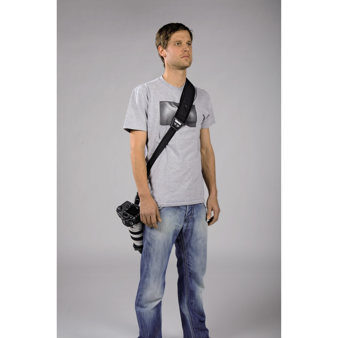 "awx4 High-Res Appliance 4 - Hama, ""Quick Shoot Strap"" Carrying Strap for SLR Cameras"