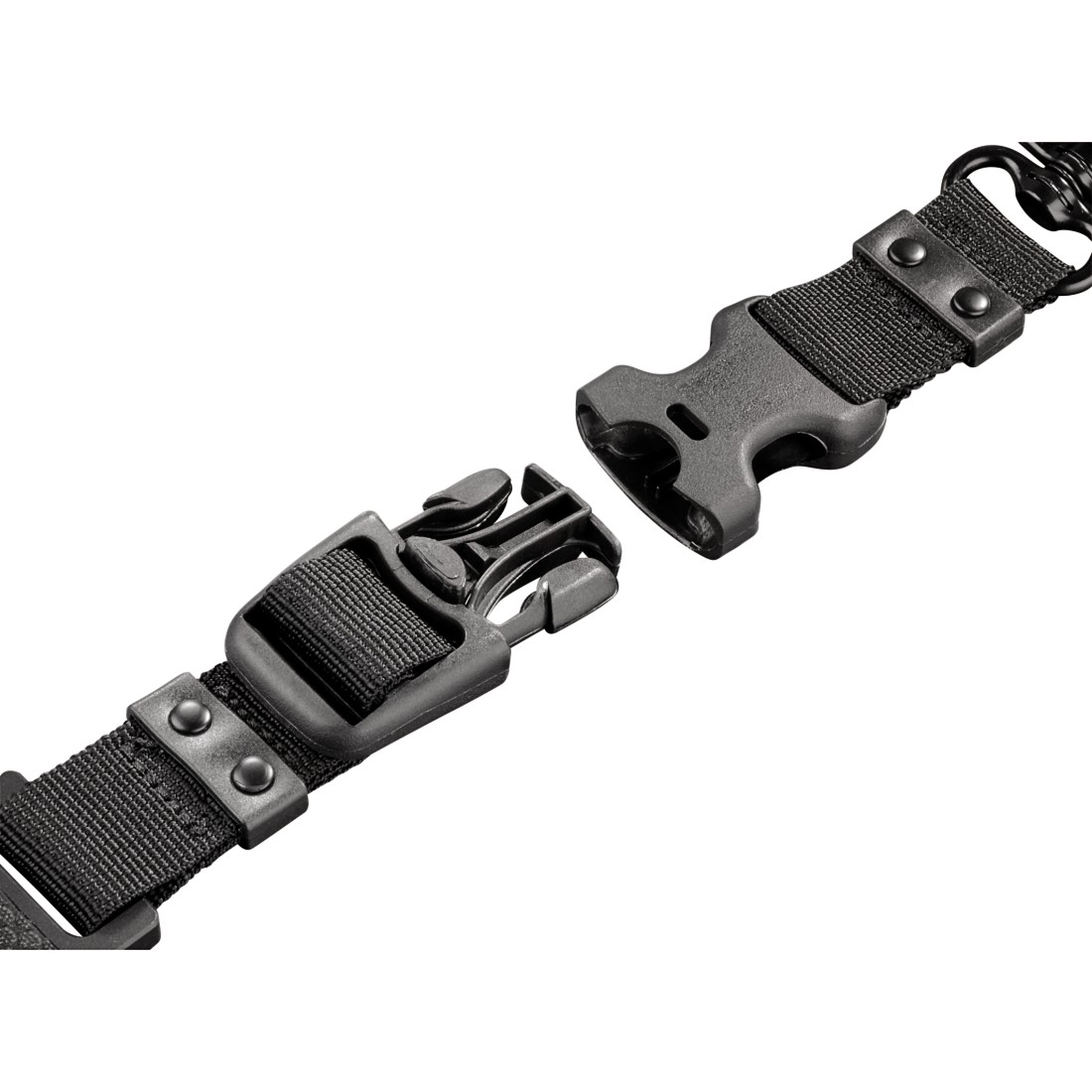 "dex6 High-Res Detail 6 - Hama, ""Quick Shoot Strap"" Carrying Strap for SLR Cameras"