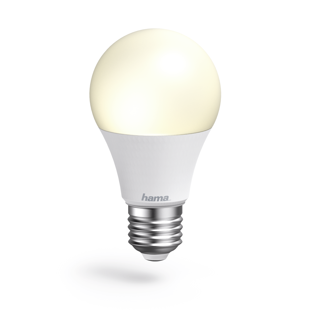 00176531 hama wifi led lampe e27 10w rgb dimmbar. Black Bedroom Furniture Sets. Home Design Ideas