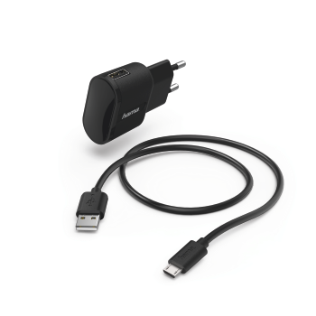 LADEGERÄT NETZGERÄT NETZTEIL mit Micro USB Ladekabel f