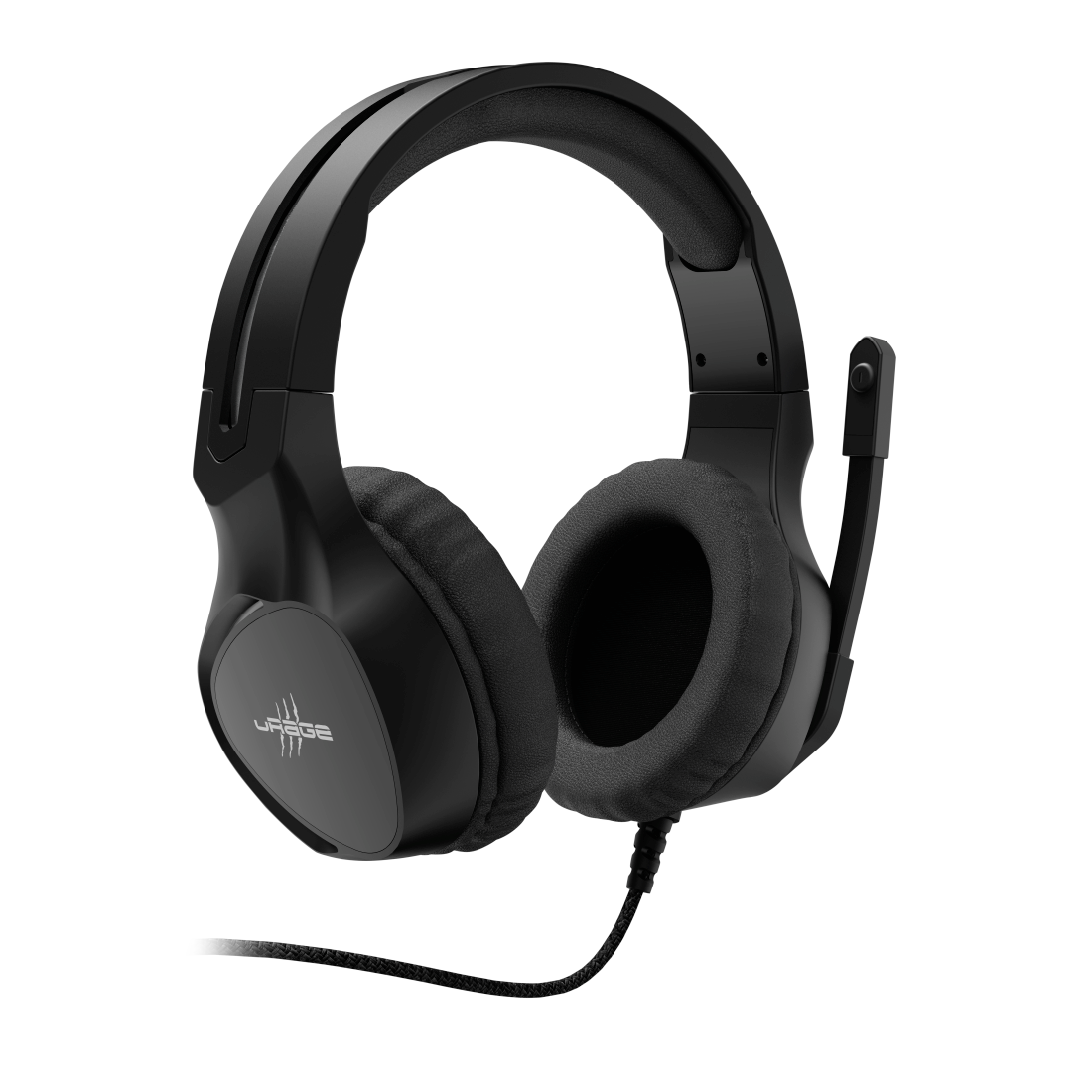 "abx2 High-Res Image 2 - uRage, ""SoundZ 300"" Gaming Headset, black"