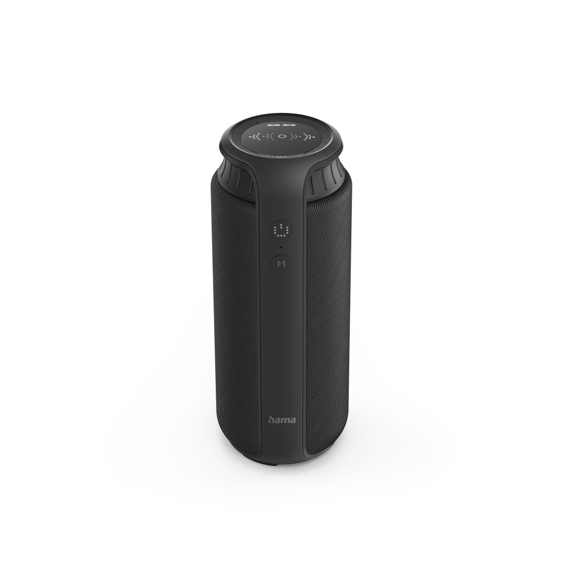 "abx High-Res Image - Hama, Bluetooth® ""Pipe 2.0"" Loudspeaker, Waterproof, 24 W, black"