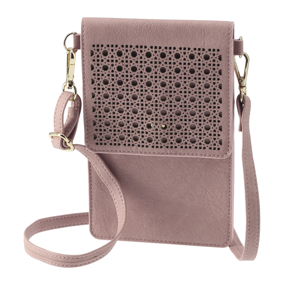 abx High-Res Image - Hama, Cross-Body Bag, Universal, for Smartphones, pink