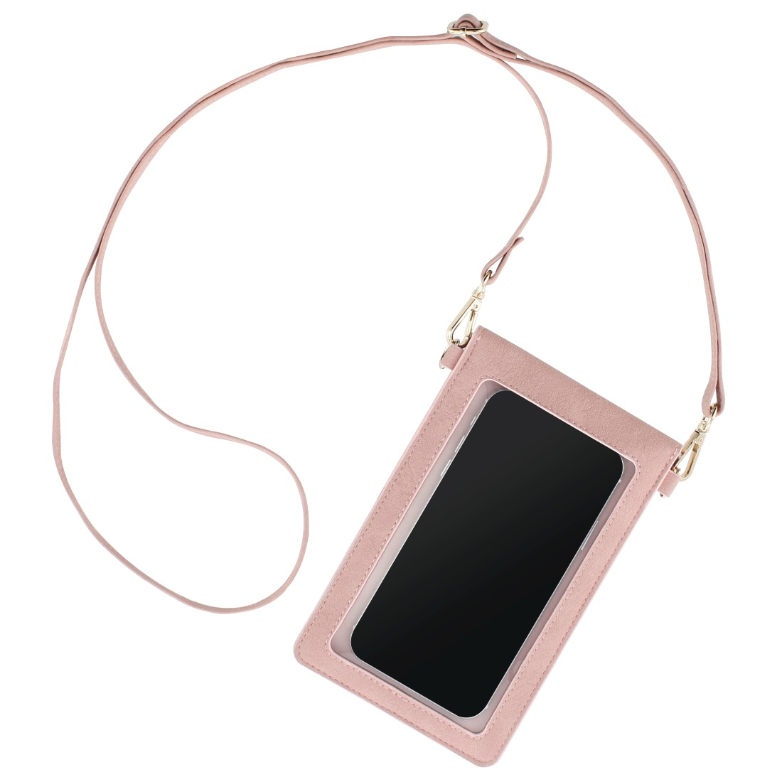 abx2 High-Res Image 2 - Hama, Cross-Body Bag, Universal, for Smartphones, pink