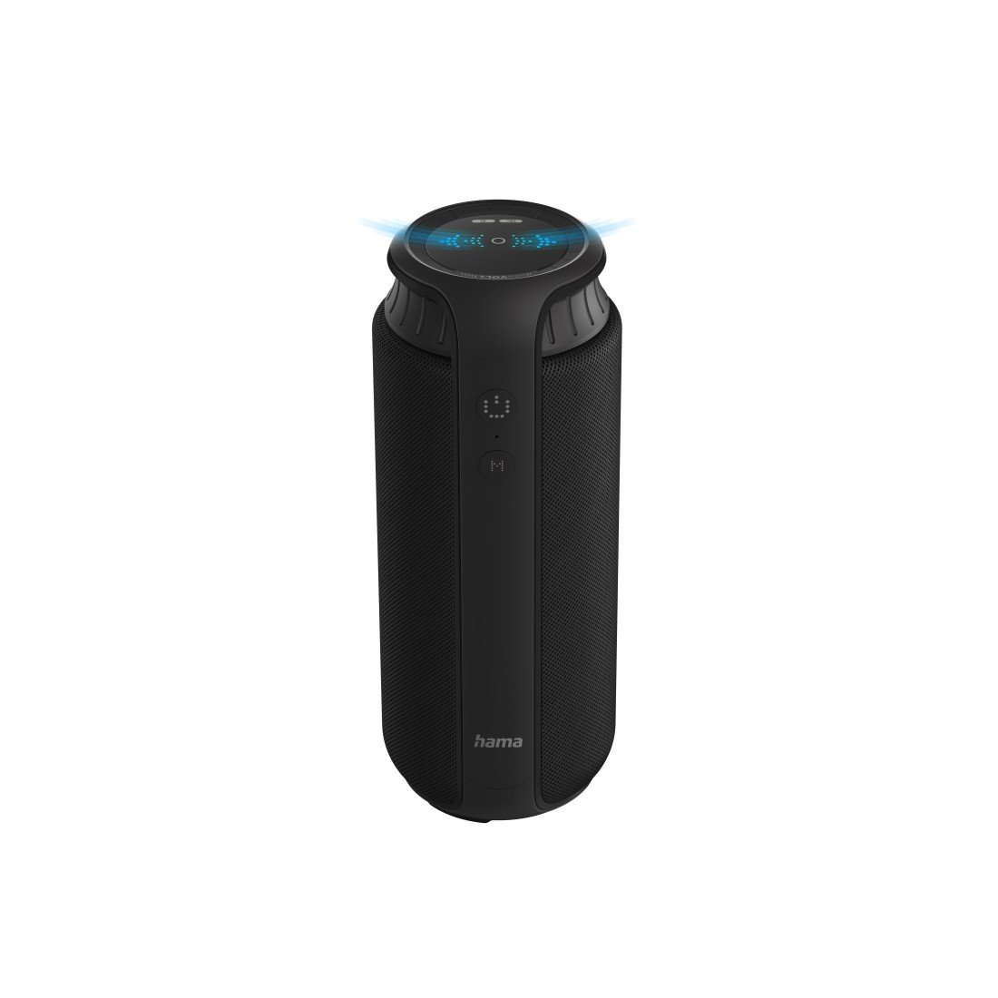 "awx High-Res Appliance - Hama, Bluetooth® ""Pipe 2.0"" Loudspeaker, Waterproof, 24 W, black"