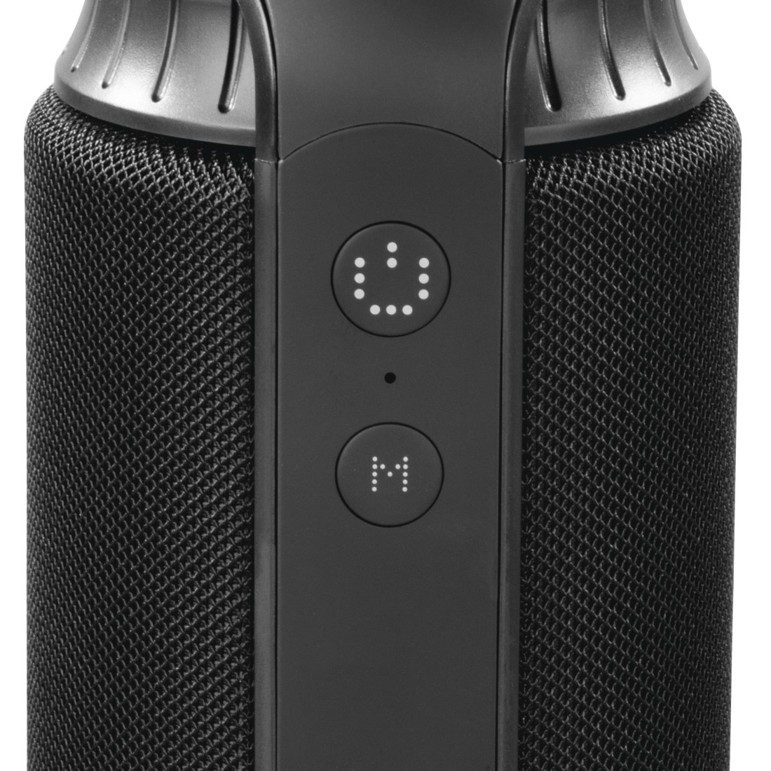 "dex3 High-Res Detail 3 - Hama, Bluetooth® ""Pipe 2.0"" Loudspeaker, Waterproof, 24 W, black"