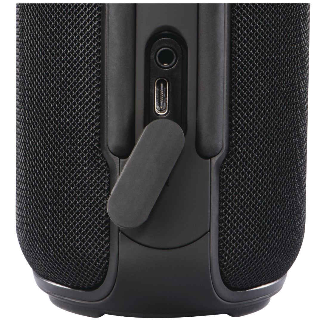 "dex4 High-Res Detail 4 - Hama, Bluetooth® ""Pipe 2.0"" Loudspeaker, Waterproof, 24 W, black"