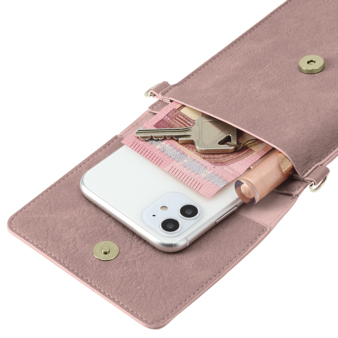dex High-Res Detail - Hama, Cross-Body Bag, Universal, for Smartphones, pink