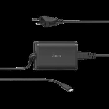 00200006 Hama Universal USB C Notebook Netzteil, Power